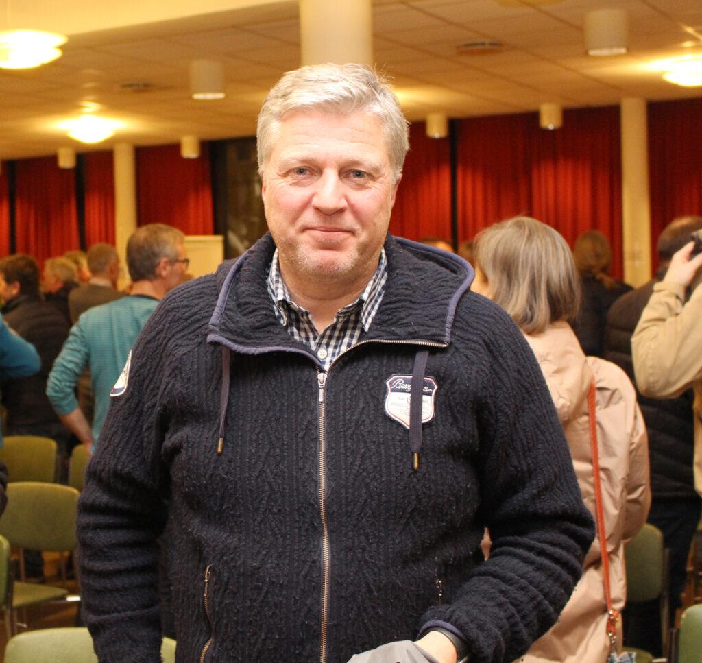 Håvard Lin ny leder av Nøstetangen