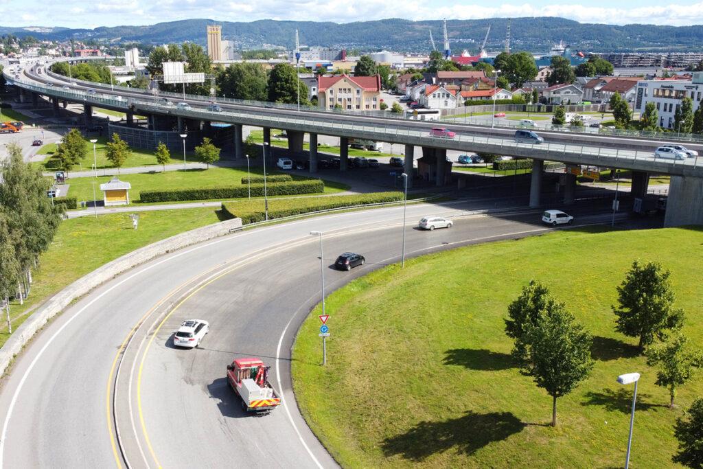 Motorveibrua Drammen