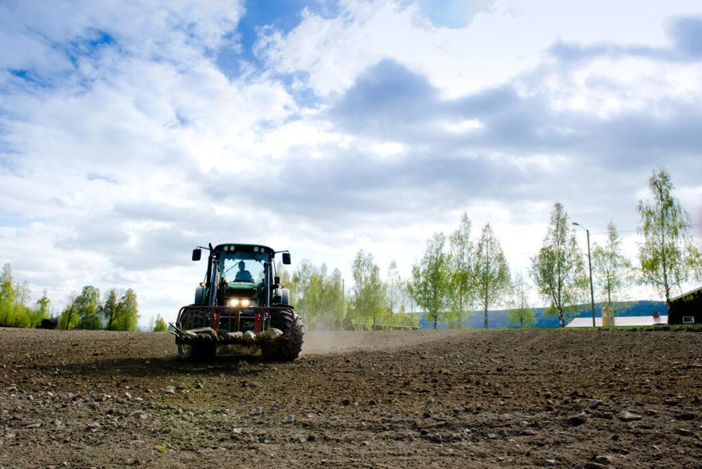 Bønder og pensjon
