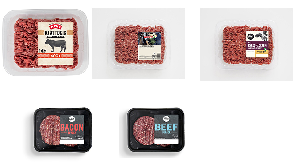 Salmonella i kjøtt