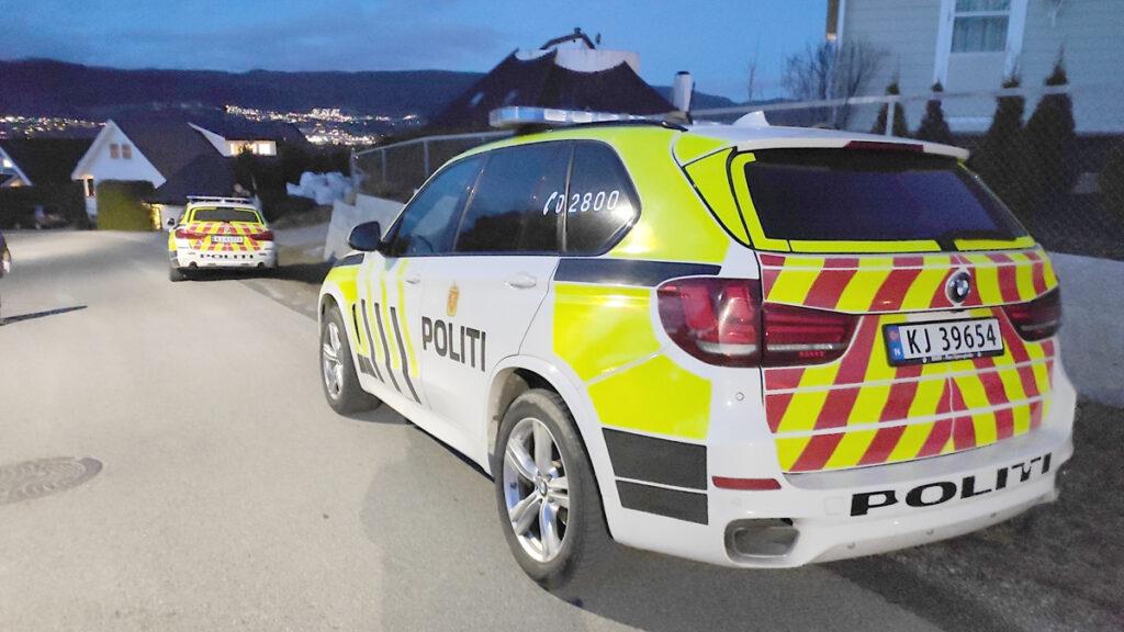 Politiaksjon Røren